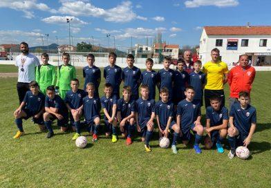 Međužupanijske selektivne utakmice -2. kolo-ŽNS DN vs NS ŽSD