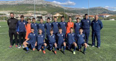 Izvješće sa Međužupanijskih selektivnih utakmica NS Split (2. kolo) za dječake 2008. i 2009. -NSŽ SD v ŽNS DN